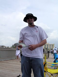 Eric and his catch
