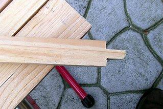 cut tenon wood joint