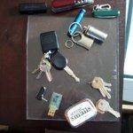 Keychain box