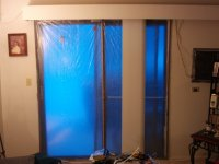 Sliding Glass Door Insulation  Creuzer