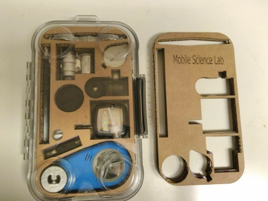 cell phone accessories in a waterproof cell phone case.