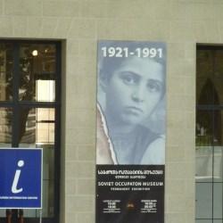 Soviet occupation exhibition