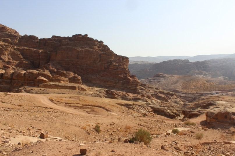 Petra desert