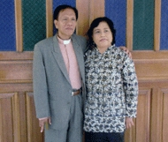 Image of Octav and Esther East Java