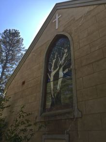 Image of the St Michael's and All Angels Feature Window