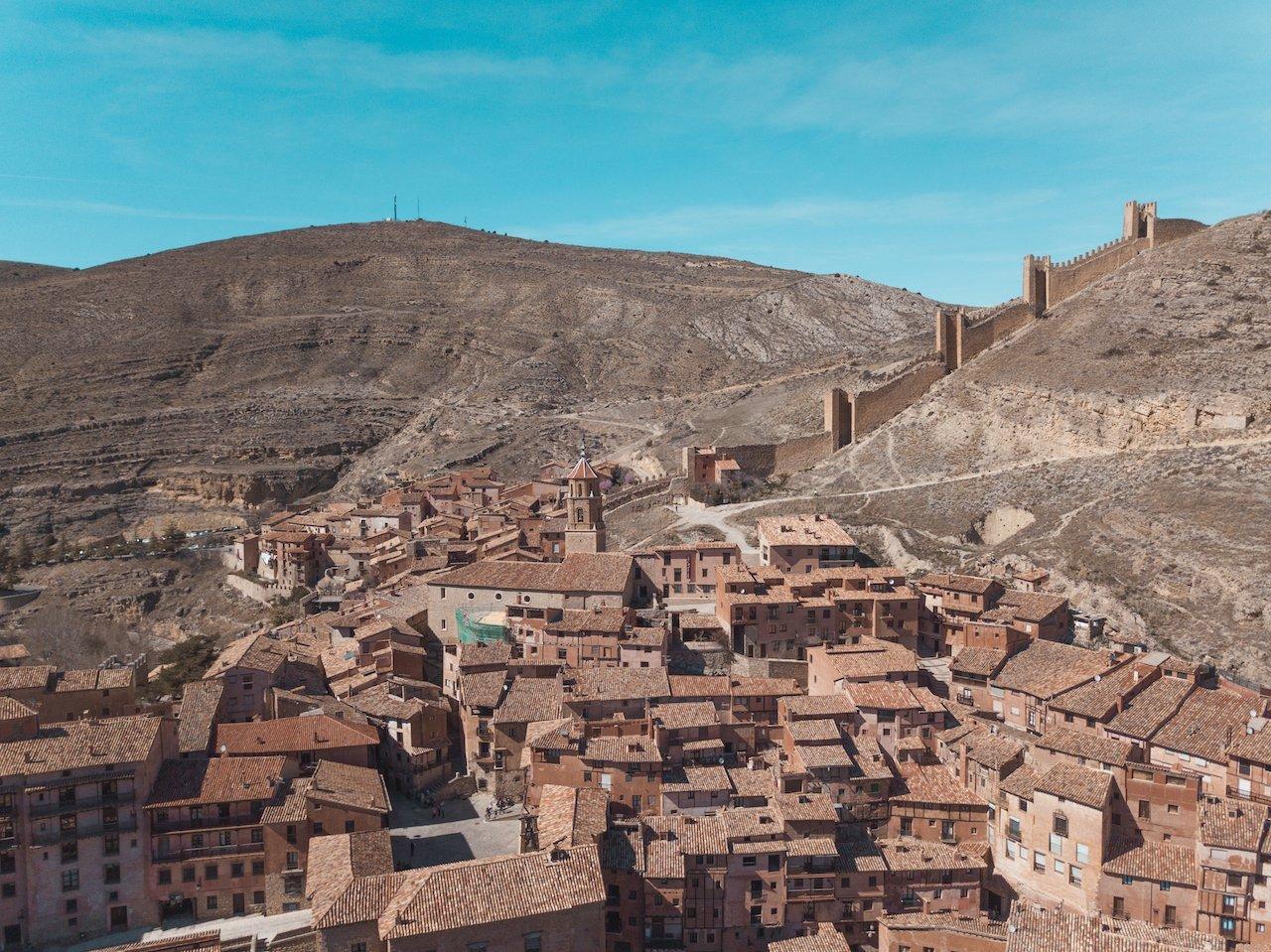 albarracin-murallas