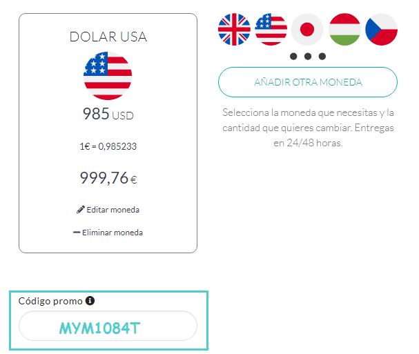 código-promo-mikeandmerytv-exactchange-reserva-moneda