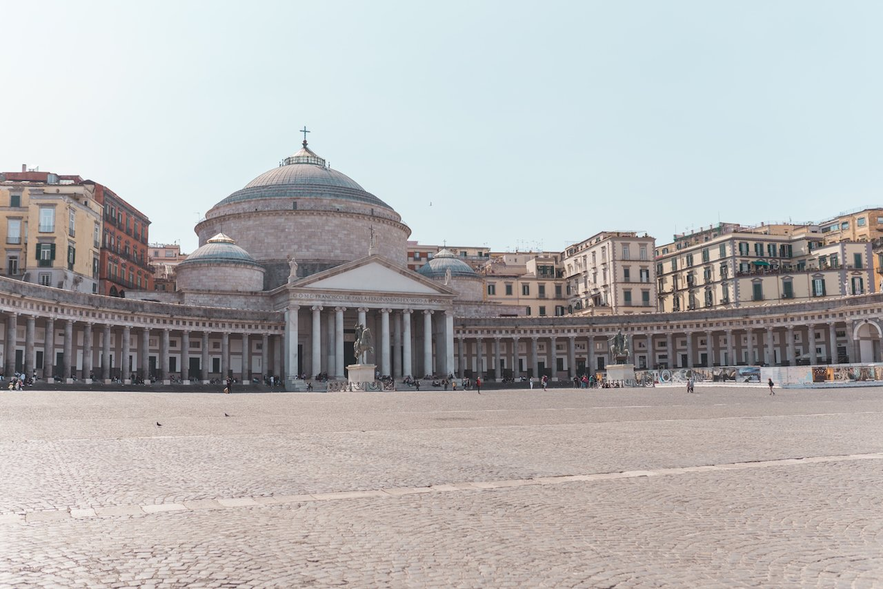 que ver en Nápoles