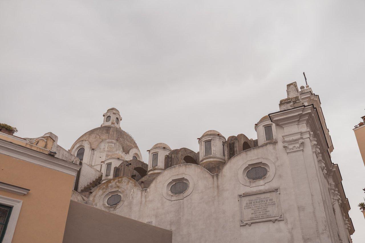 que ver en Capri
