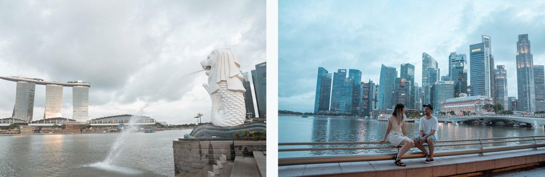que ver en Singapur