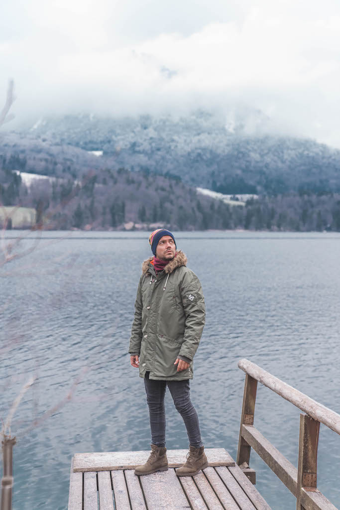 ruta por los lagos de Austria