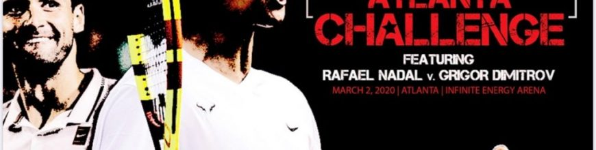 Atlanta Challenge Cup Tennis Tournament Event 🎾 🏆 🇺🇸