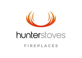 hunter stoves & fireplaces logo
