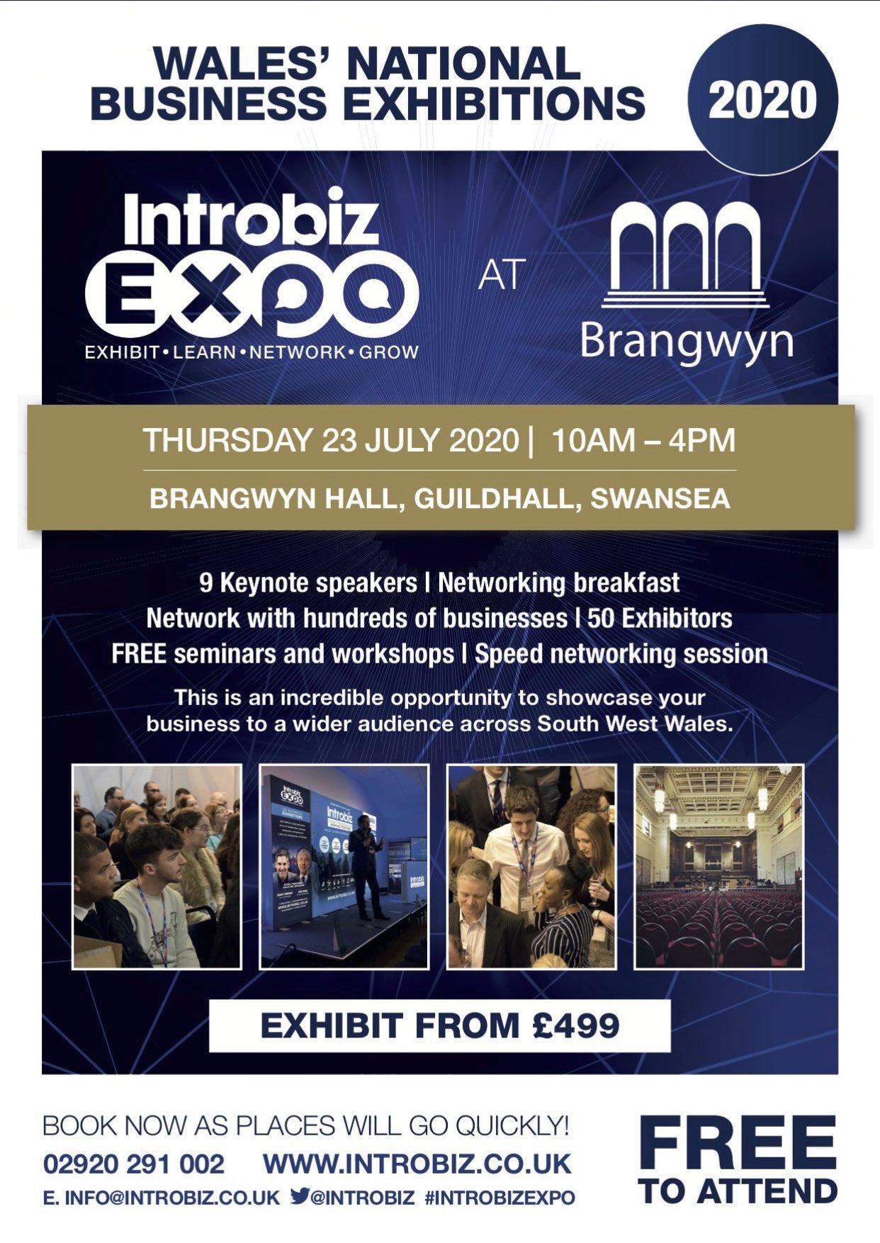 Introbiz Expo Swansea 2020