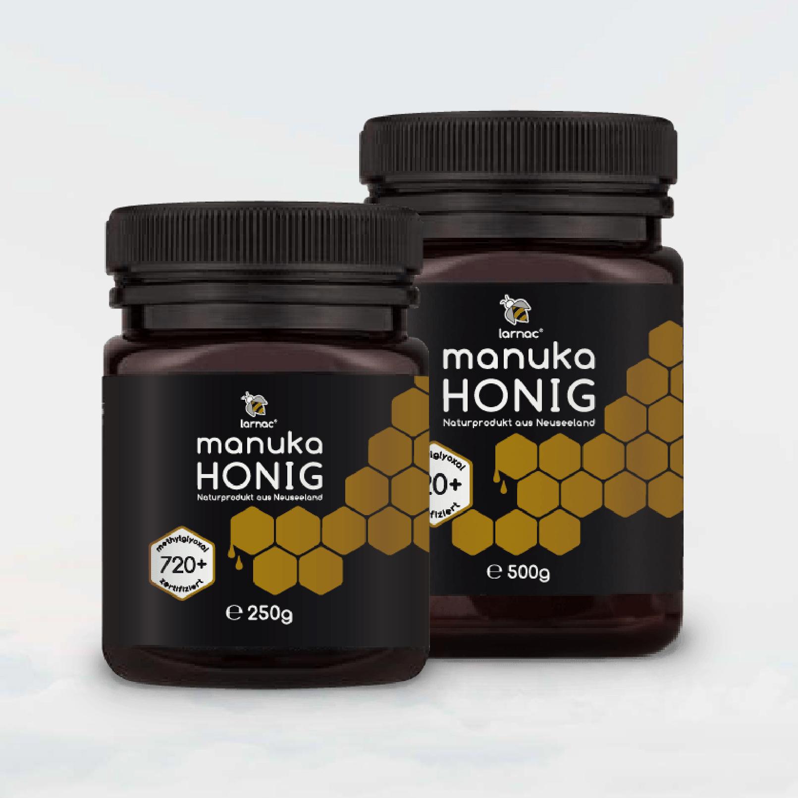 Manuka Honey Jars