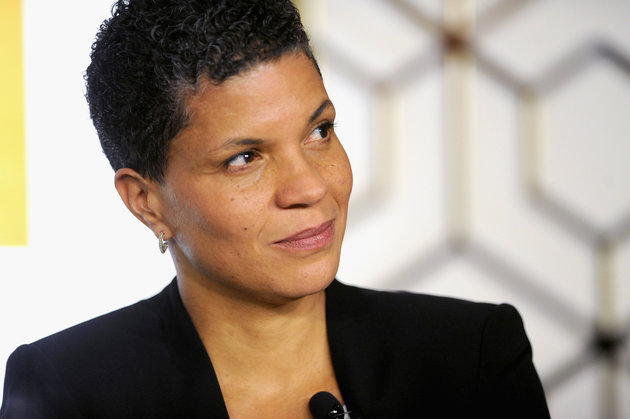 Michelle Alexander has questioned what the Clintons have done to deserve such devotion among black voters. BRAD BARKET VIA GETTY IMAGES