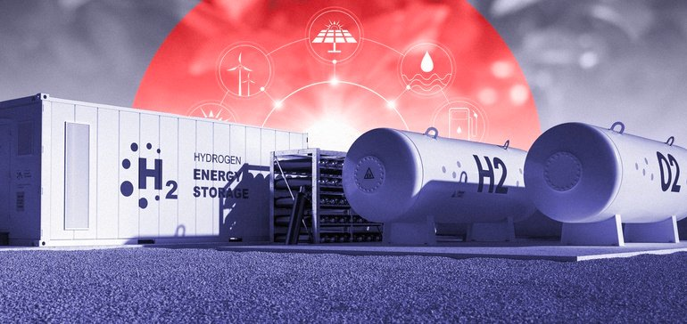 Hydrogen has great future potential
