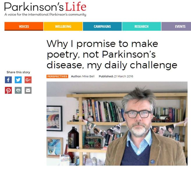 parkinsons life