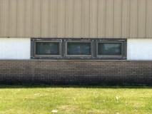 Forest Hills School Facade Saint John Photograph