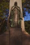 Glorious Dead Momument Kings Square Saint John Photograph