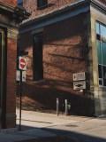 Grannan Street Lane Shadows in the Morning Photograph