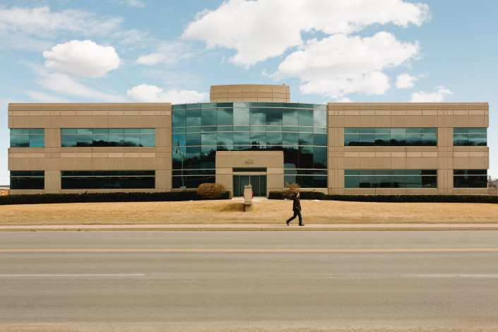 Front of Osco Group Saint John Photograph