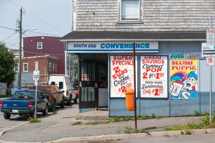 South End Convenience Saint John Photograph