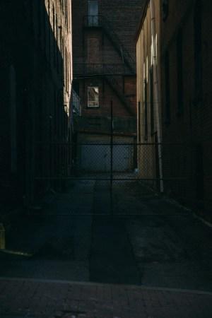 A photo of Grannan Lane Dark Photograph