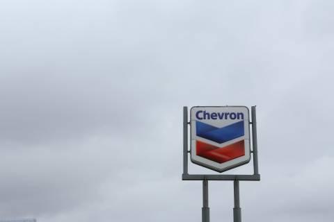 A photo of Austin Texas Chevron Sign