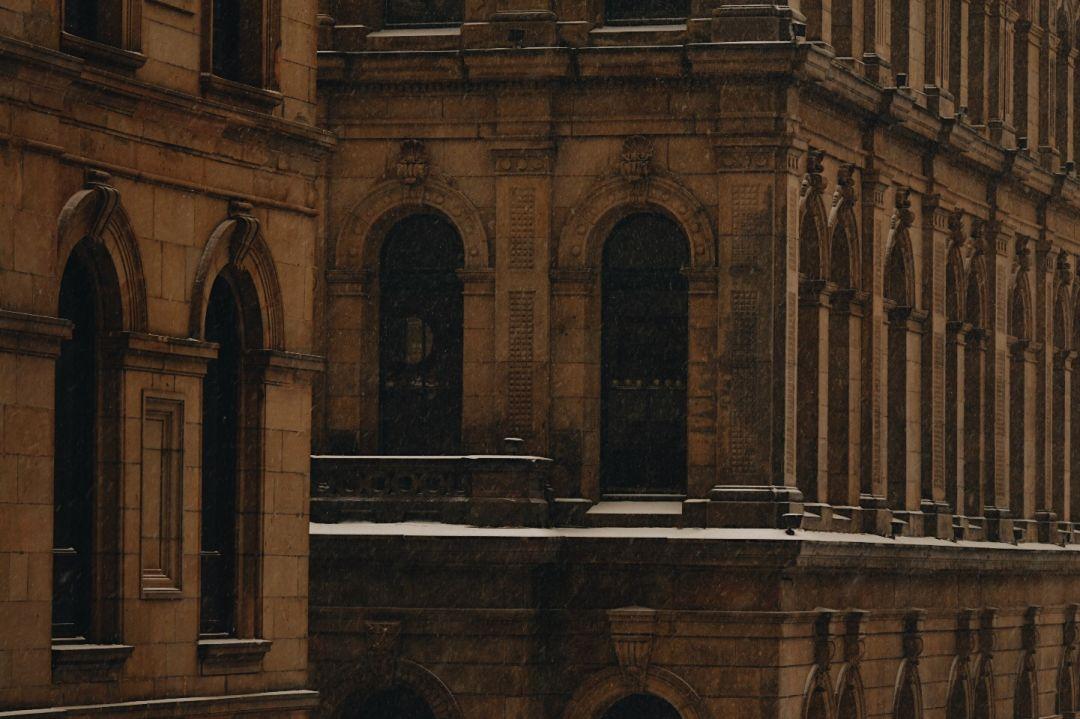 A photo of Princess Street Buildings
