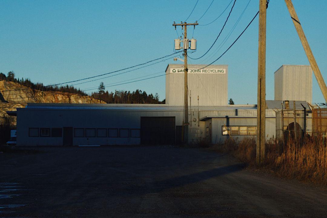 A photo of Recycling Saint John