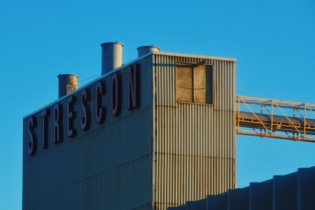A photo of Strescon Building East Side
