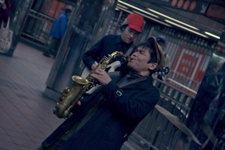 A photo of New York City Bakerstreet Saxophone