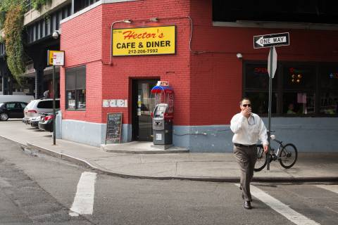 A photo of New York City Hectors Cafe And Diner