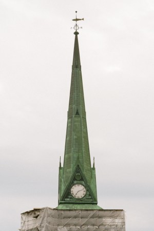 A photo of Saint John Church Steeple Renovation