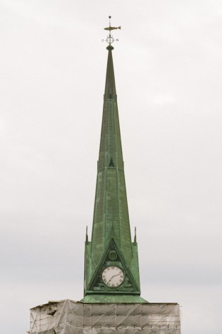 Saint John Church Steeple Renovation