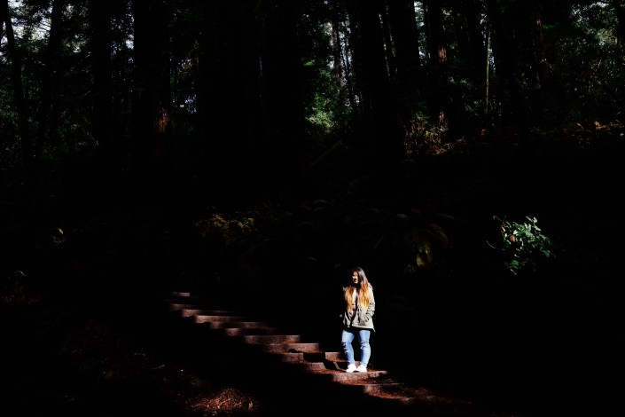 Lena Xiong Muir Woods