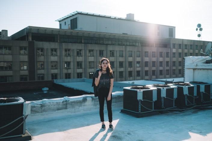 Atlanta Rooftop Portraits