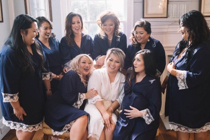hmong bridesmaids