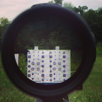 Marksmanship Drills at 100