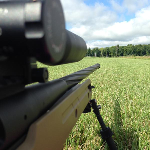 My AT7 Rifle