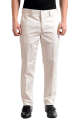Prada Men's off white suit pants