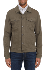 Green Jean Jacket 34 Heritage