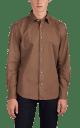 Piattelli cotton twill shirt