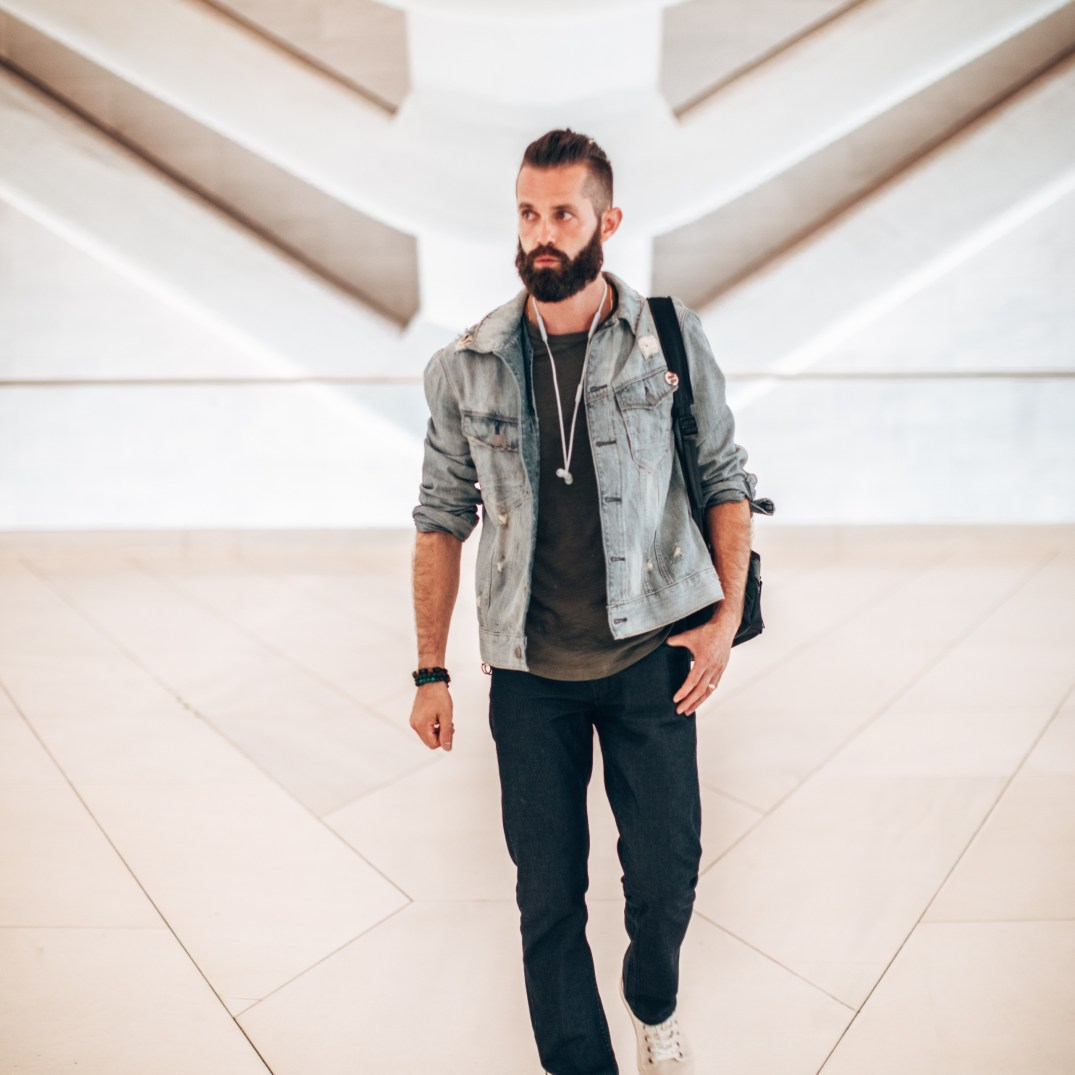 Men's Street Style Blog by Michael Checkers Miami