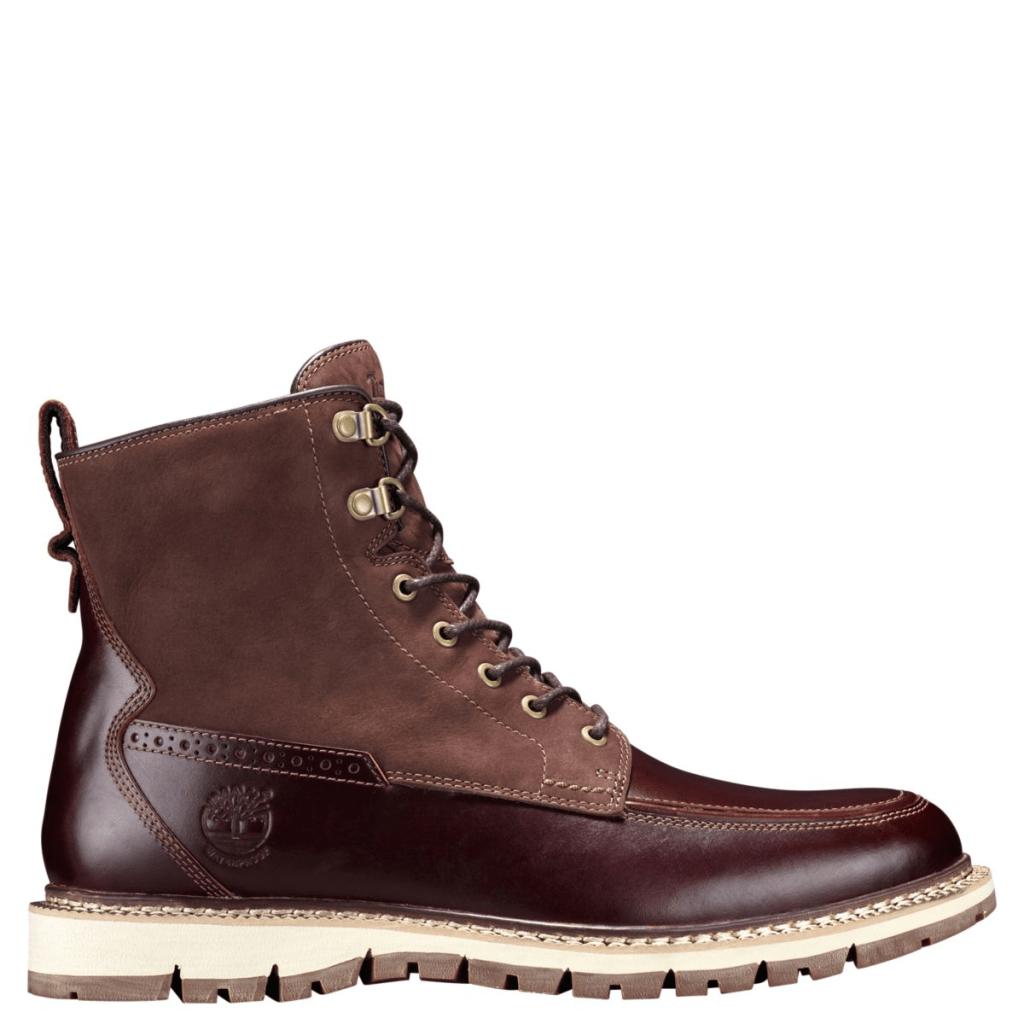 Timberland Britton Hill Moc Toe Waterproof Boots