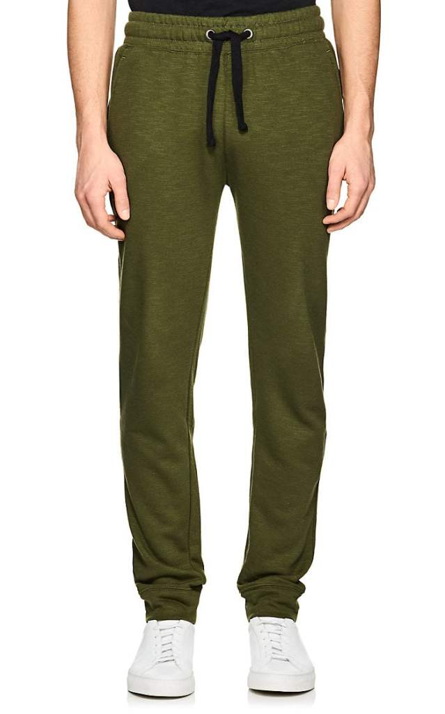 barneys-new-york-cotton-blend-french-terry-sweatpants
