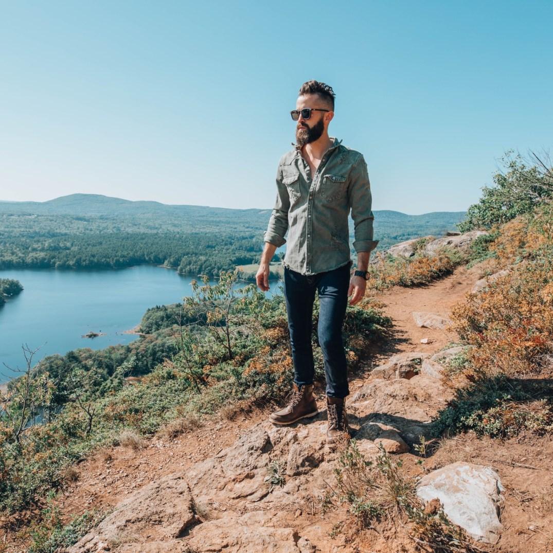 Indigo Jeans men's style trend fall 2018