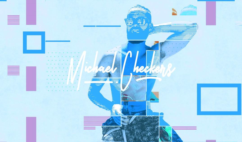 michael checkers album art