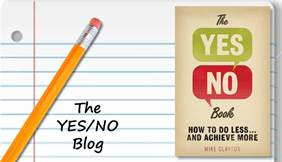 The Yes/No Blog